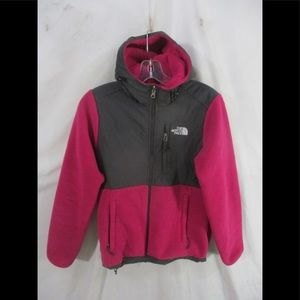 Northface xs, fleece warm jacket